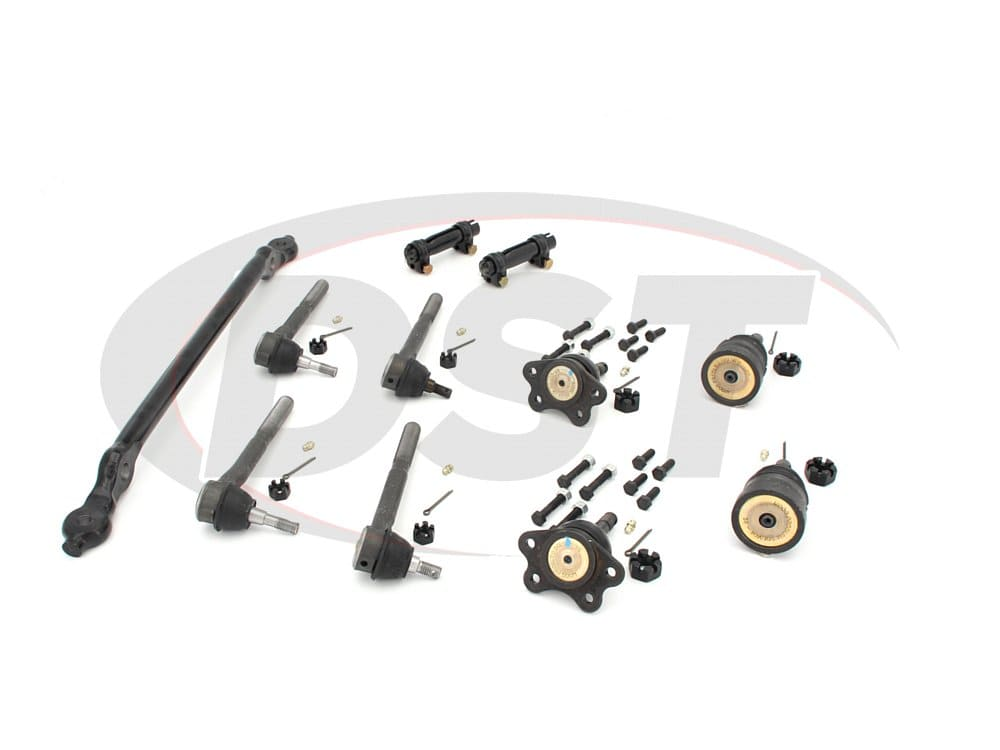 moog-packagedeal112 Front End Steering Rebuild Package Kit