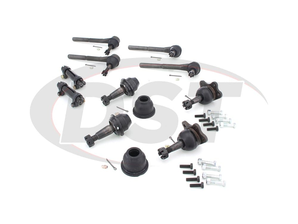 moog-packagedeal113 Front End Steering Rebuild Package Kit