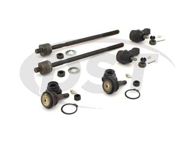 Moog Front End Steering Rebuild Package Kit for Talon, Eclipse, Galant, Laser