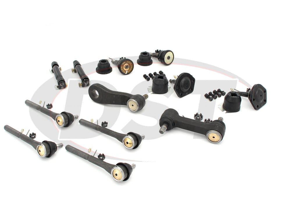 moog-packagedeal119 Front End Steering Rebuild Package Kit