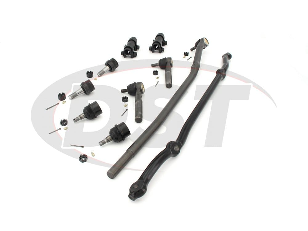 moog-packagedeal123 Front End Steering Rebuild Package Kit