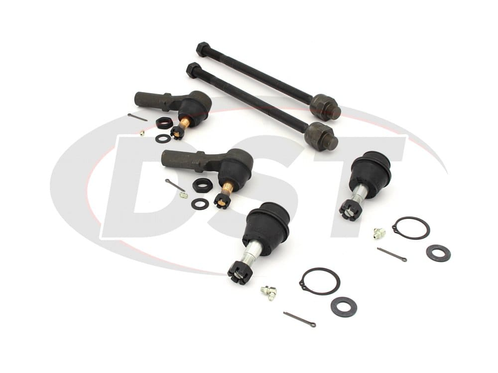 moog-packagedeal124 Front End Steering Rebuild Package Kit