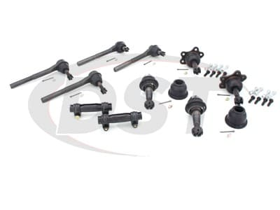 Moog Front End Steering Rebuild Package Kit for K1500, K1500 Suburban, K2500, Tahoe