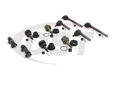 Front End Steering Rebuild Package Kit - Independent Front Suspension