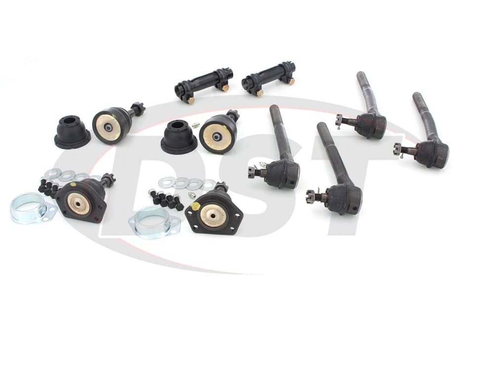 moog-packagedeal130 Front End Steering Rebuild Package Kit