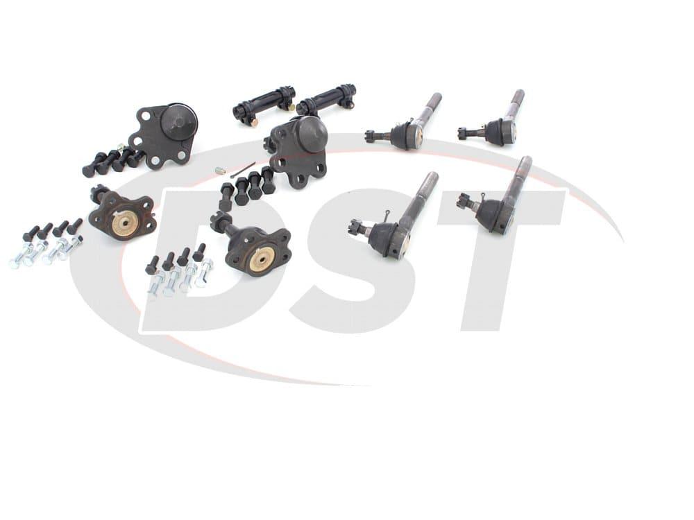 moog-packagedeal132 Front End Steering Rebuild Package Kit