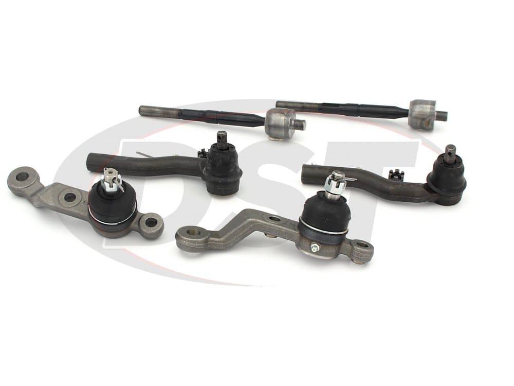 moog-packagedeal134 Front End Steering Rebuild Package Kit