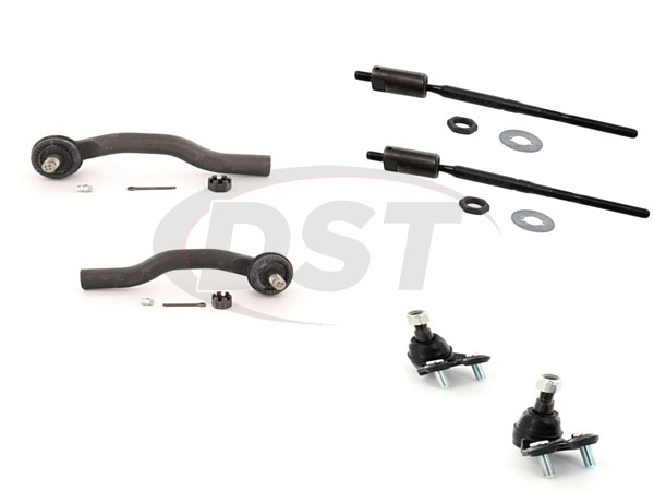 moog-packagedeal138 Front End Steering Rebuild Package Kit