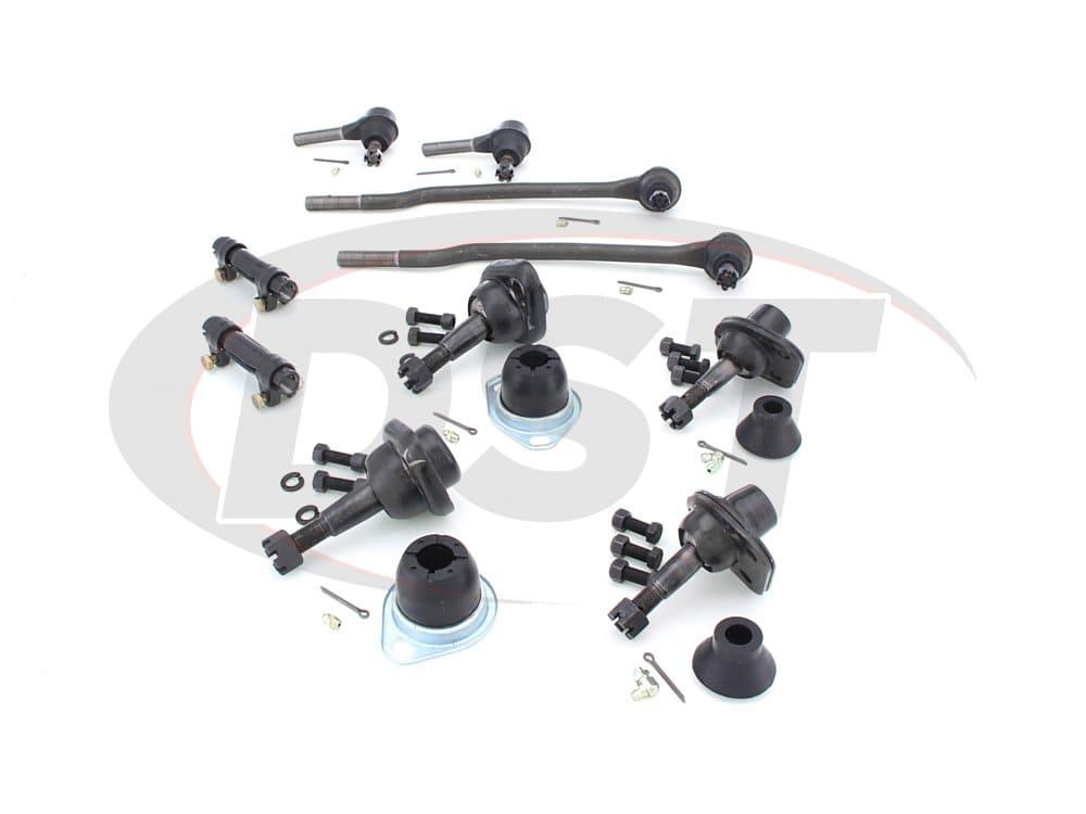 moog-packagedeal139 Front End Steering Rebuild Package Kit