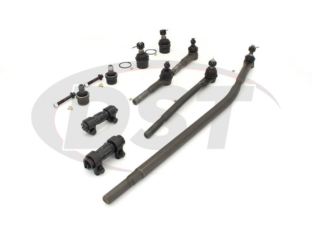 moog-packagedeal144 Front End Steering Rebuild Package Kit