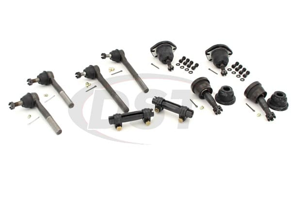 chevrolet k5 blazer 2wd 1971 suspension parts
