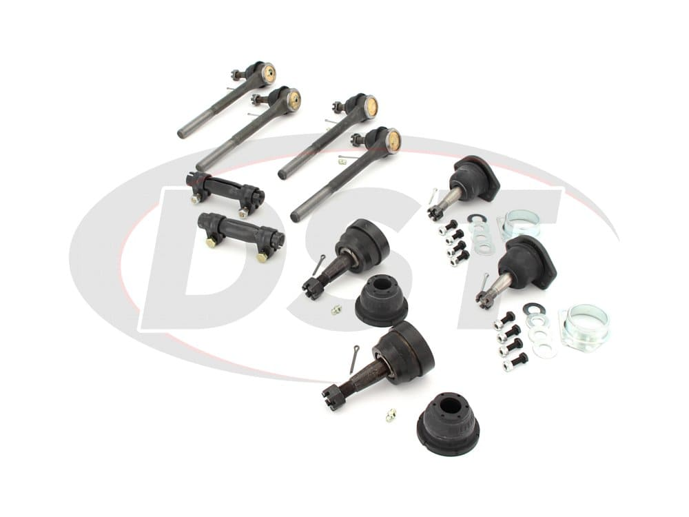 moog-packagedeal151 Front End Steering Rebuild Package Kit