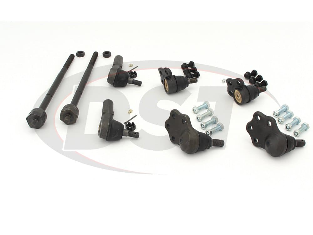 moog-packagedeal155 Front End Steering Rebuild Package Kit
