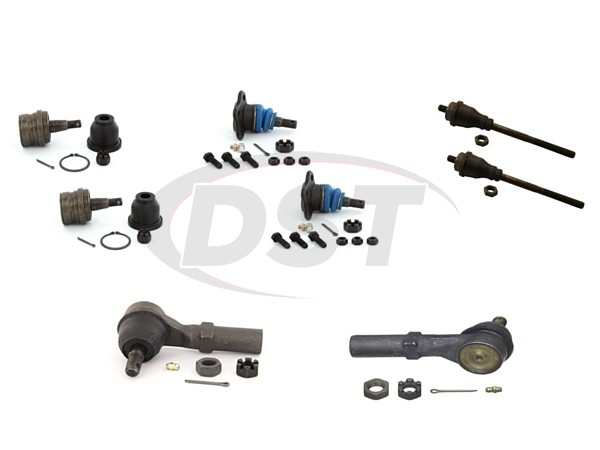 moog-packagedeal156 Front End Steering Rebuild Package Kit
