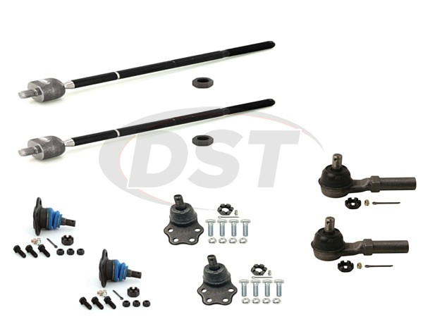 moog-packagedeal157 Front End Steering Rebuild Package Kit
