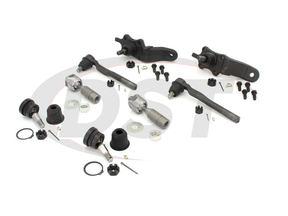 moog-packagedeal158 | Front Steering Rebuild Kit | Toyota