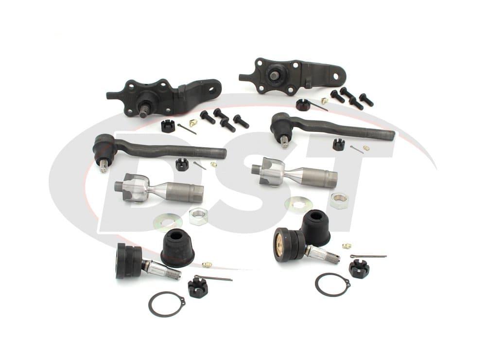 moog-packagedeal158 Front End Steering Rebuild Package Kit