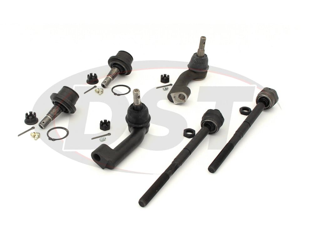 moog-packagedeal159 Front End Steering Rebuild Package Kit