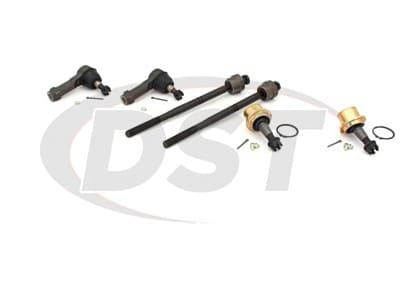 Front End Steering Rebuild Package Kit