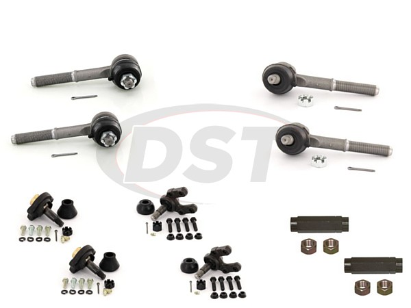 moog-packagedeal164 Front End Steering Rebuild Package Kit
