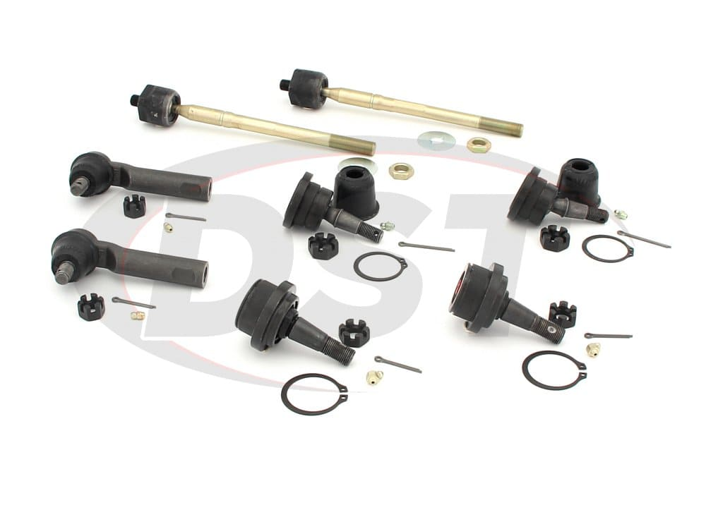 moog-packagedeal166 Front End Steering Rebuild Package Kit