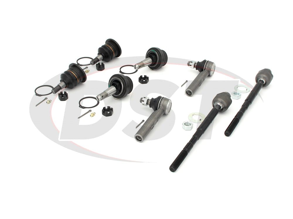 moog-packagedeal172 Front End Steering Rebuild Package Kit