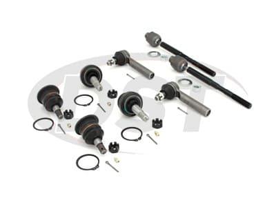 Moog Front End Steering Rebuild Package Kit for FJ Cruiser