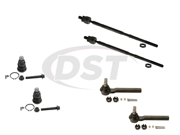 moog-packagedeal182 Front End Steering Rebuild Package Kit