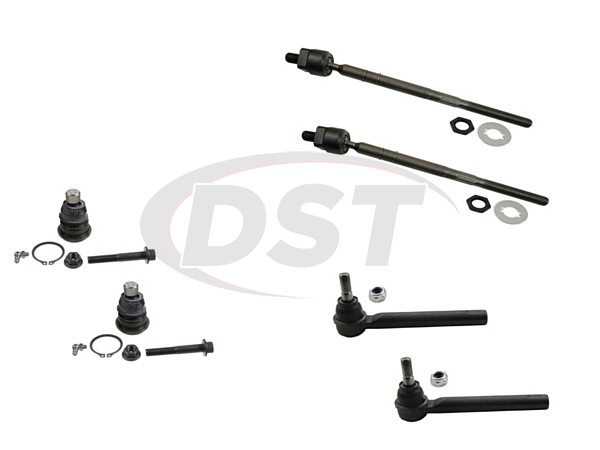 moog-packagedeal183 Front End Steering Rebuild Package Kit