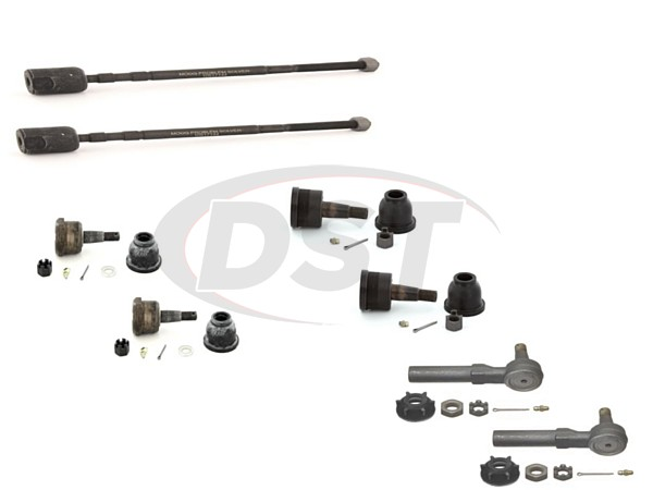 moog-packagedeal190 Front End Steering Rebuild Package Kit