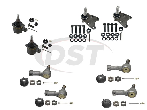 moog-packagedeal194 Front End Steering Rebuild Package Kit