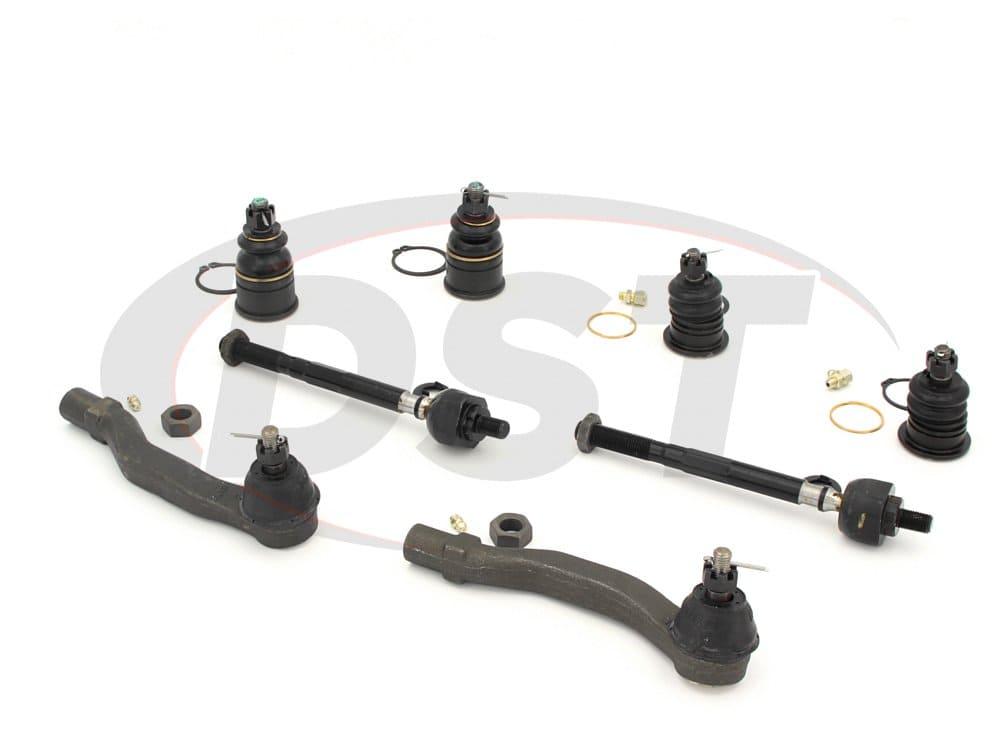 moog-packagedeal200 Front End Steering Rebuild Package Kit