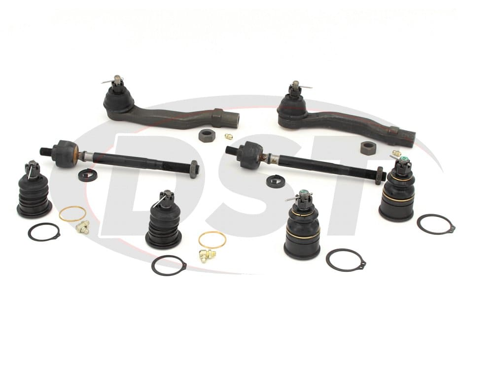 moog-packagedeal200 Front End Steering Rebuild Package Kit