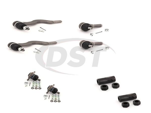 moog-packagedeal223 Front End Steering Rebuild Package Kit - 2WD