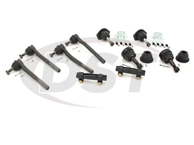Front End Steering Rebuild Package Kit - V8 Models