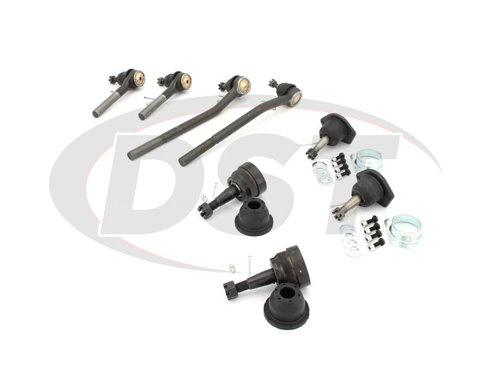 moog-packagedeal241 Front End Steering Rebuild Package Kit