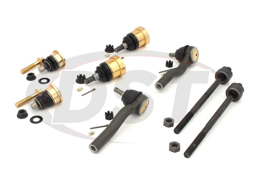 moog-packagedeal254 Front End Steering Rebuild Package Kit