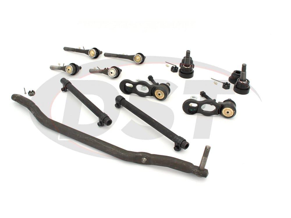 moog-packagedeal268 front end steering rebuild package kit