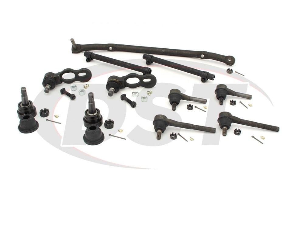 moog-packagedeal268 Front End Steering Rebuild Package Kit