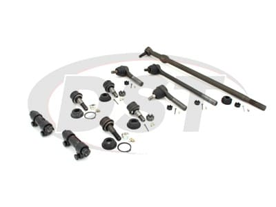 Front End Steering Rebuild Package Kit - Rear Wheel Drive