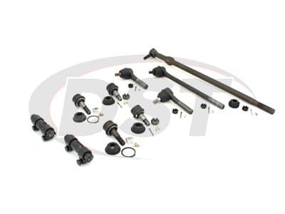 Front End Steering Rebuild Package Kit - Rear Wheel Drive