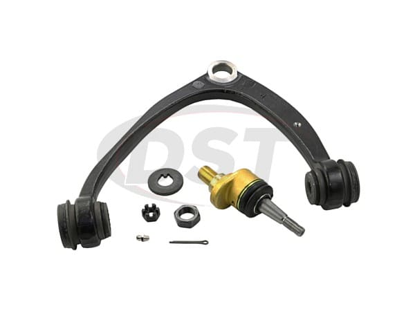 moog-rk100215 Front Upper Control Arm and Ball Joint Assembly - Passenger Side