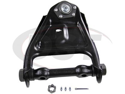 Front Upper Control Arm and Ball Joint Assembly - Driver Side