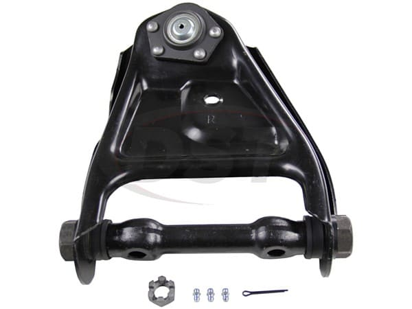 moog-rk620035 Front Upper Control Arm and Ball Joint Assembly - Passenger Side
