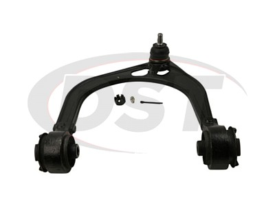 Front Upper Control Arm And Ball Joint - Driver Side - Rear Wheel Drive