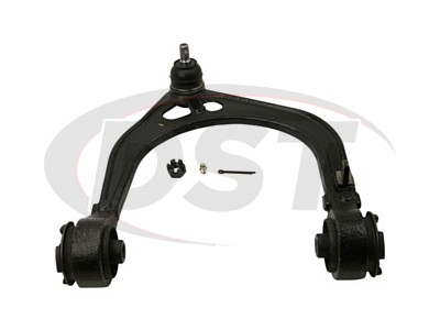 Front Upper Control Arm And Ball Joint - Passenger Side - Rear Wheel Drive