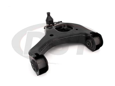 Front Control Arm And Ball Joint - Lower Position Driver Side