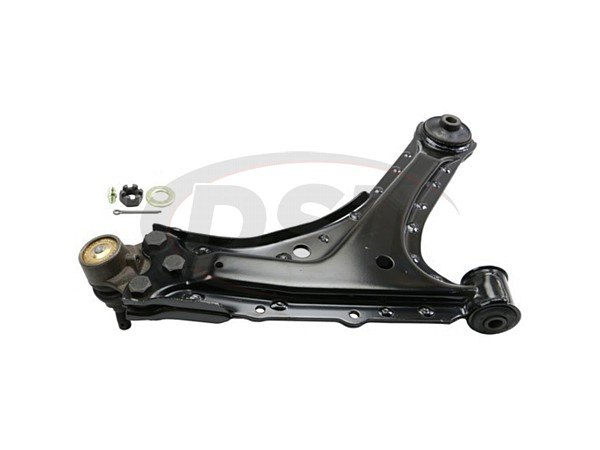 moog-rk620271 Front Lower Control Arm And Ball Joint - Driver Side