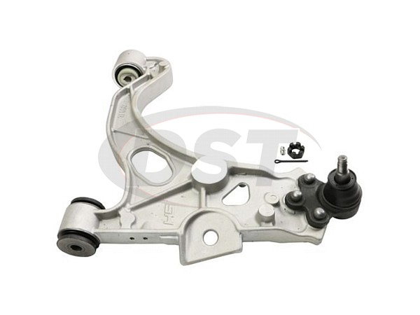 moog-rk620292 Front Lower Control Arm And Ball Joint - Passenger Side