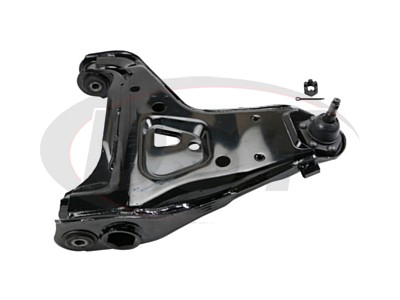 Front Lower Control Arm And Ball Joint - Driver Side - ZR2 High Wider
